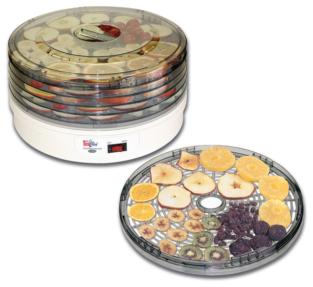 Total Chef 5-Tray Food Dehydrator.