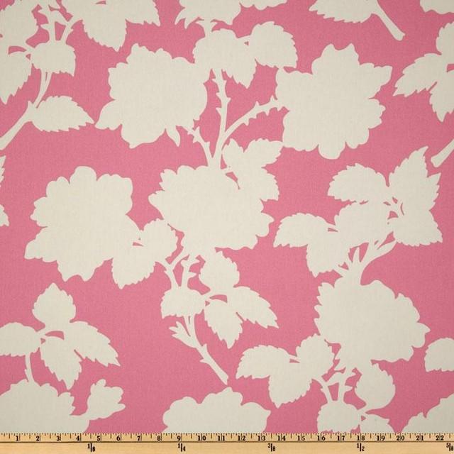 Heather Bailey Garden District Nouvelle Rose Canvas, Pink