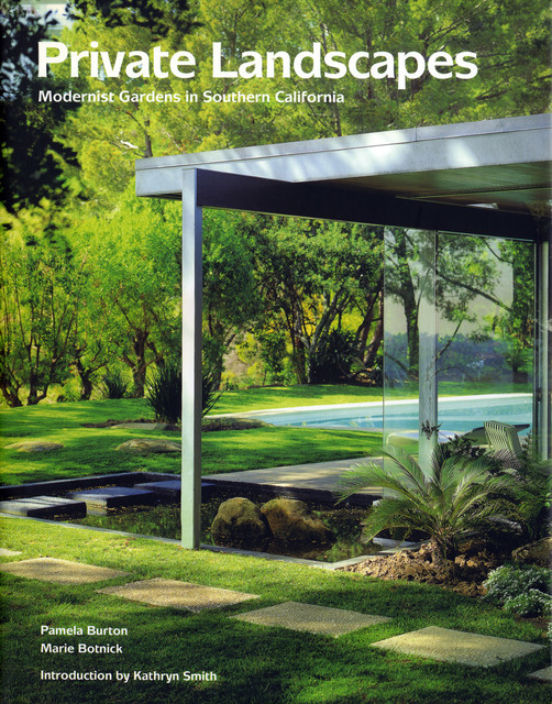"""""""Private Landscapes, Modernist Gardens in Southern California"""" Coffee Table Book"""