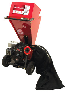 """Southland 2.5"""" Briggs and Stratton 205cc Engine Gas Powered Chipper Shredder"""