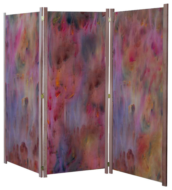 Ancient Fires Art Print Room Divider Contemporary Screens And