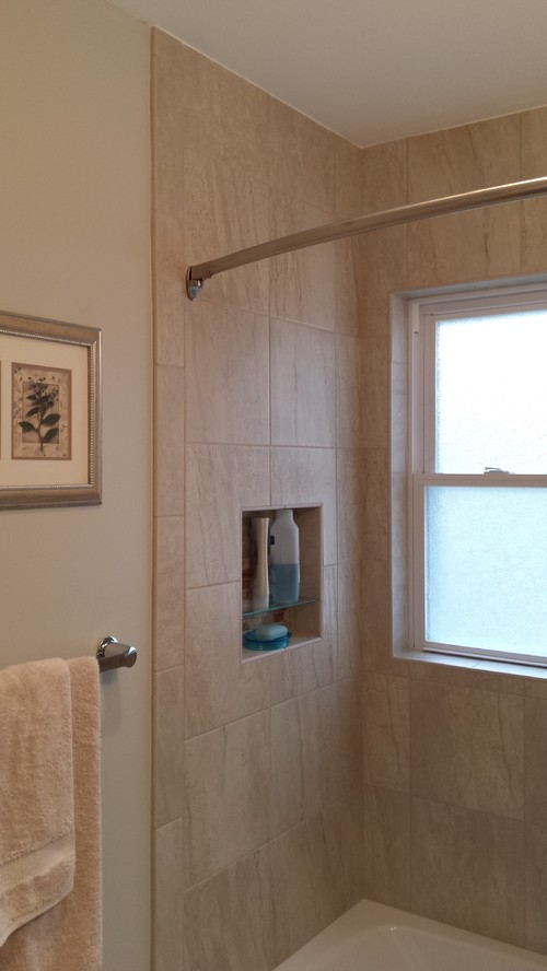 Our 5x8 Bathroom From Drab To Fab