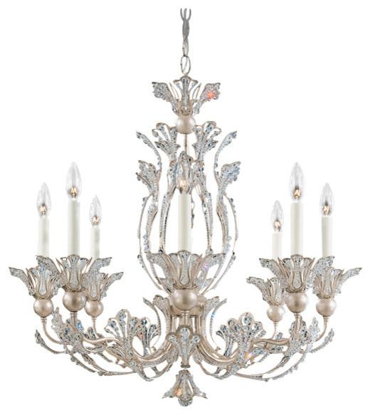 Schonbek lighting schonbek lighting 7866 48s rivendell antique schonbek lighting 7866 48s rivendell antique silver 8 light chandelier victorian chandeliers mozeypictures Image collections
