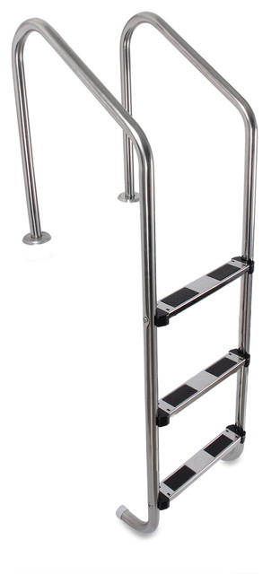 3 Step Swimming Pool Stainless Steel Ladder
