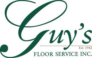 Guy's Floor Service logo