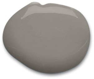 Sherwin-Williams gray paint color – Dovetail (SW 7018)