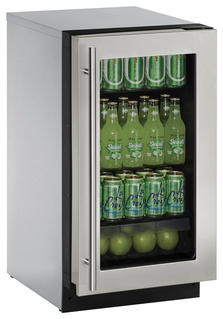18 2000 Series Built, Compact Beverage Center.