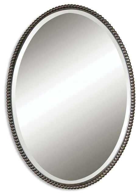 1st Avenue Acton Wall Mirror Oil Rubbed Bronze 22 Quot X32