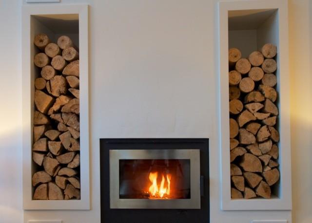 Contemporary log storage ideas for Log storage ideas