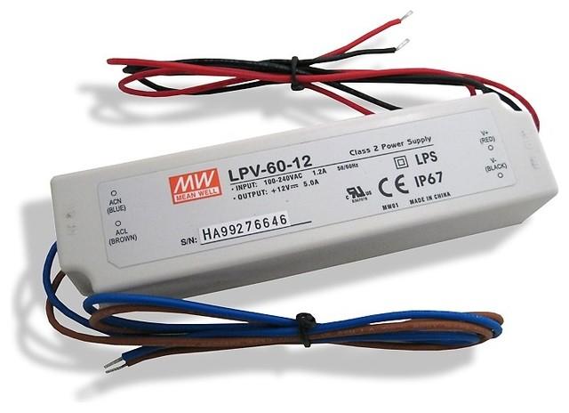 12W Hardwired Led Power Supply - Modern - Undercabinet ...