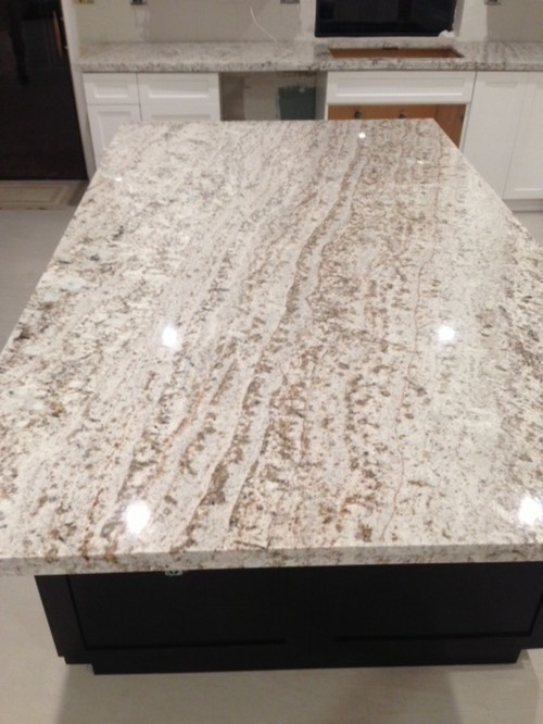 Granite Choice Mistake Too Busy