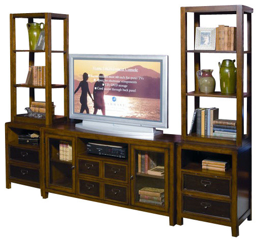 Mercantile 54 Quot Tv Stand Cabinet 050 946 Transitional