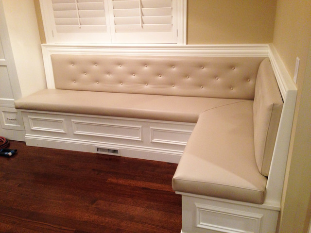 Custom Banquette Seating Contemporary Chicago By