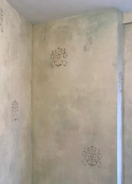 Decorative & Metallic Plaster Finishes