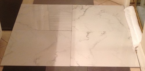 Polished Porcelain Tile VS Unpolished Porcelain Tile For Bathroom Floo Part 54