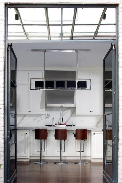 Katz/Northworks Architects contemporary-kitchen