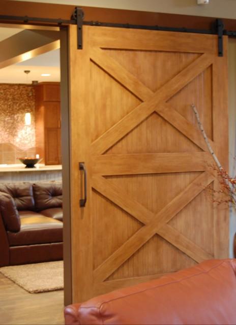 barn door handle pull hardware menards lowes latch
