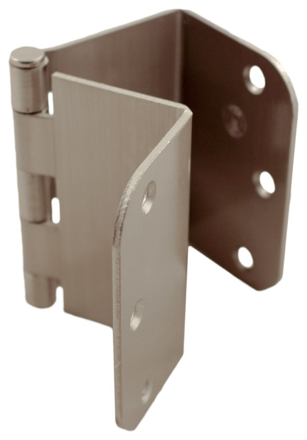 3.5 inch Swing Clear Offset Door Hinge - Transitional - Hinges - by Stone Harbor Hardware