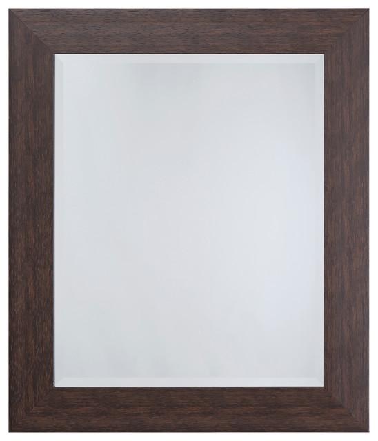 Mirror Frame Espresso. -1