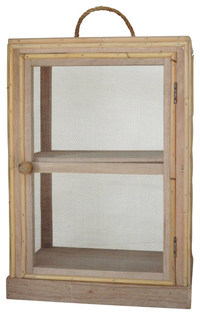 Garde Manger Drying Pantry - Farmhouse - Pantry Cabinets - by Campagne et Style