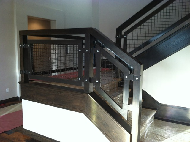 Full Interior Iron Railing Systems Salt Lake City By