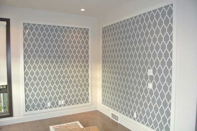 Thibaut Farrow and Ball Wallpapers Contemporary Calgary by