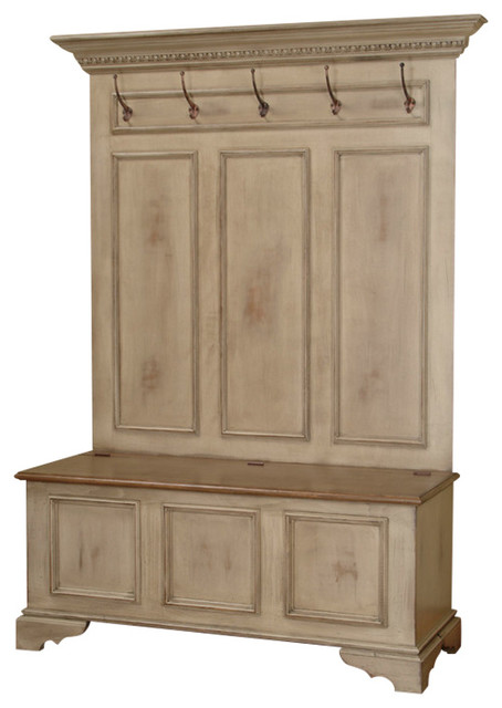 furniture for the foyer. regency foyer bench traditionalindoorbenches furniture for the