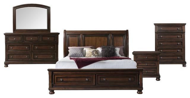 Picket House Furnishings Kingsley 5-Piece Queen Storage Bedroom Set ...