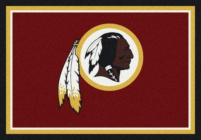 Washington Redskins Nfl Team Spirit Rug, 5&x27;4x7&x27;8.