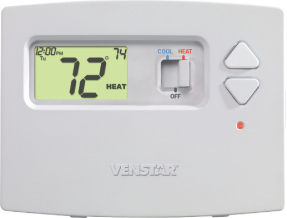 Venstar Battery Or System Powered Thermostat