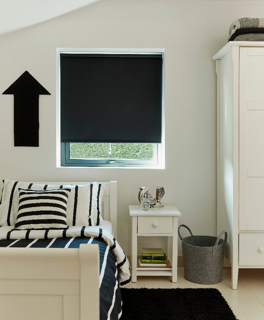 roller blinds traditional other by hillarys