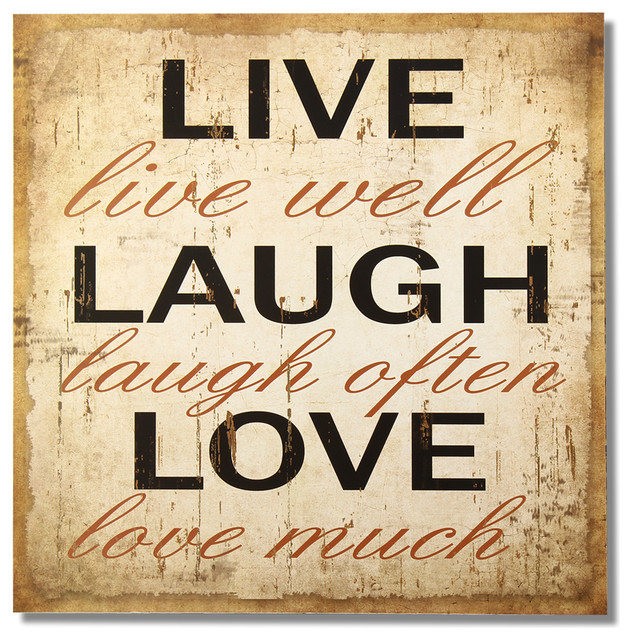 Pictures Of Live Laugh Love Wood Signs