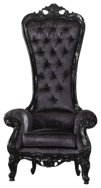 Royal Accent Chair - Traditional - Armchairs And Accent ...