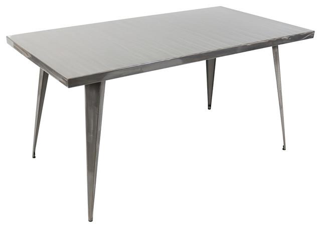 "Lumisource Austin Dining Table 59""x32"""