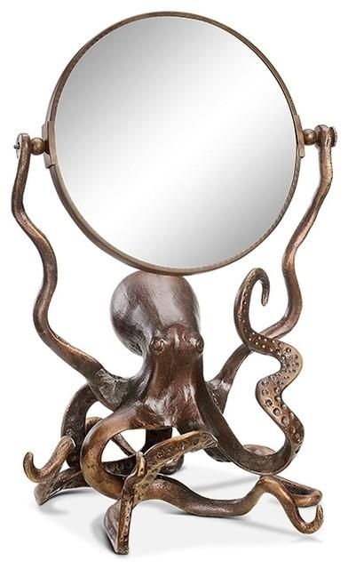 Octopus Vanity Mirror.