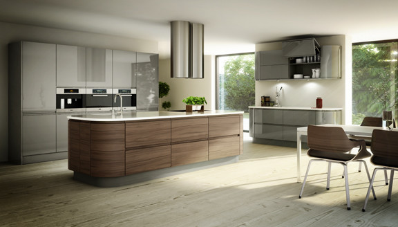 Neff Cabinetry of San Diego Designs Living Fine Cabinetry ...