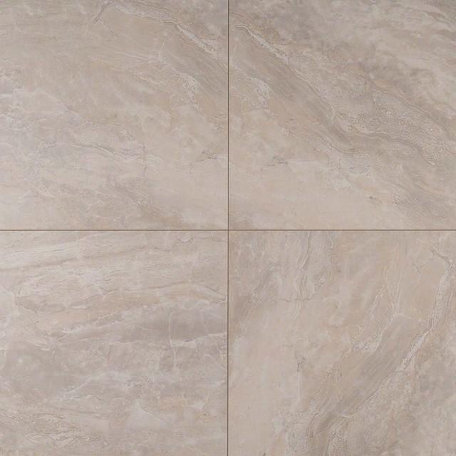 White Marble Desginer White Gold Gray Porcelain Tile