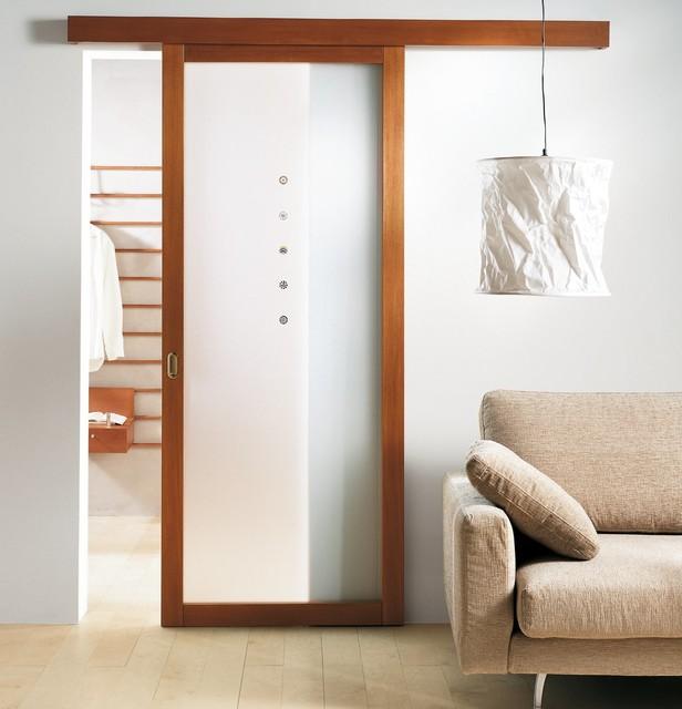 Barn Doors Modern Closet