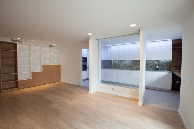 Example of a minimalist home design design in Valencia