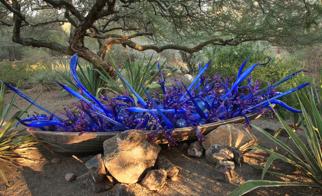 landscaping sculptures gardens phoenix von thompson photographic. Black Bedroom Furniture Sets. Home Design Ideas