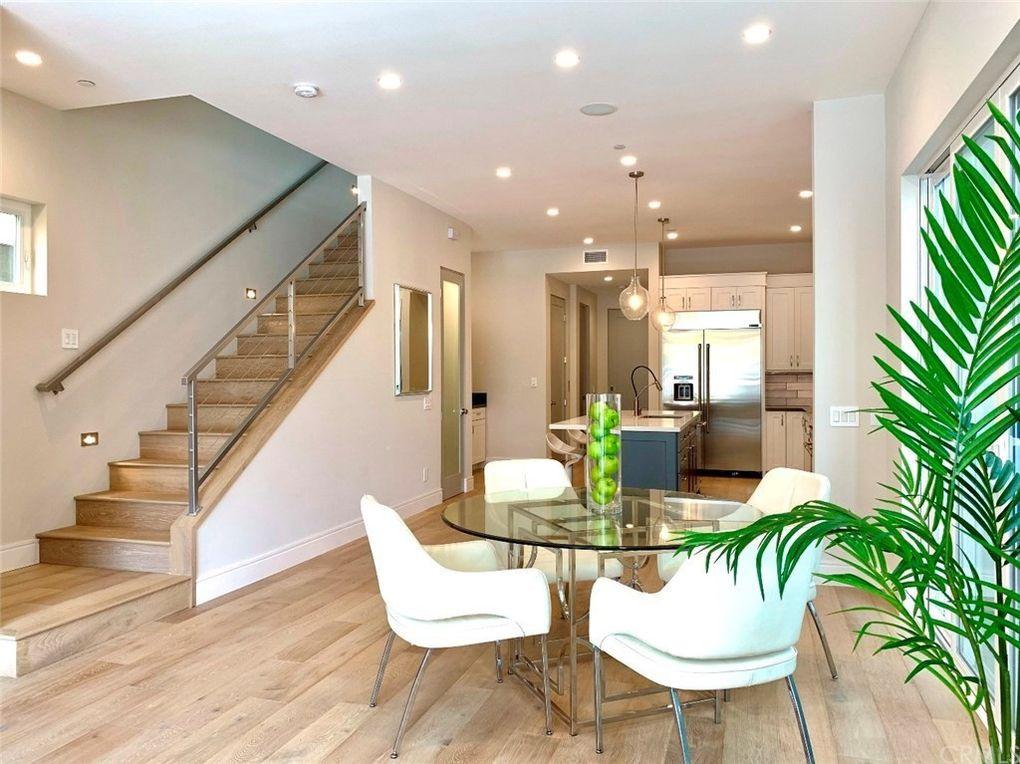 Contemporary 3-story home