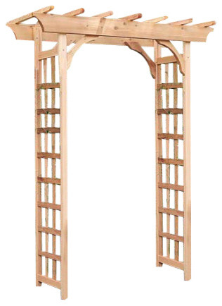 Red Cedar Rosemont Adjustable Arbor.