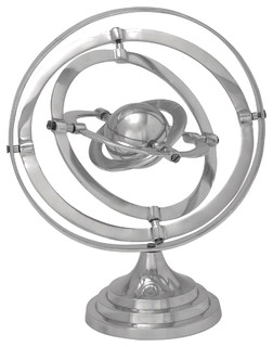 Urban Designs Armillary Sphere Globe Table and Studio Decor