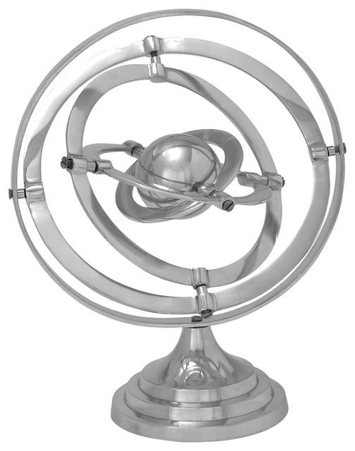Urban Designs Armillary Sphere Globe Table and Studio Decor