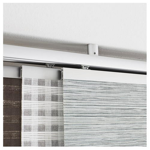 Where to find panel track headrail for sliding panels?