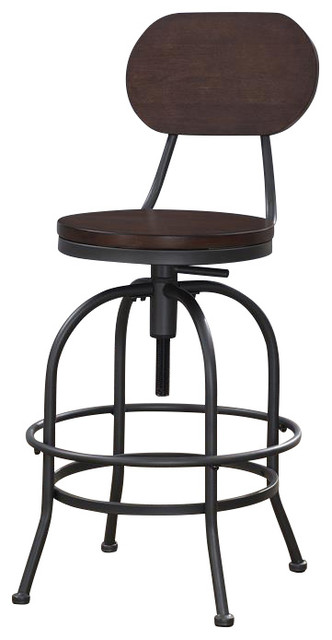 Remarkable Comfort Pointe Hollis Adjustable Height Stool Caraccident5 Cool Chair Designs And Ideas Caraccident5Info