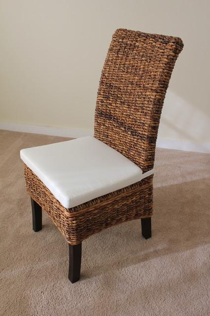 Incroyable Banana Leaf Chair With Cushion
