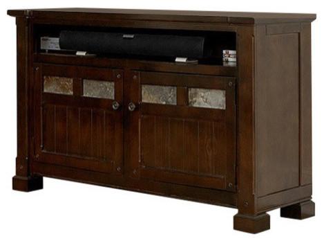 Telluride Mesa Brown Console, 54&x27;&x27;.