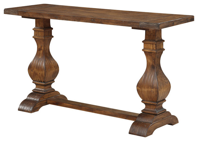Chambers bay sofa table traditional side tables and end tables by emerald home Traditional coffee tables and end tables