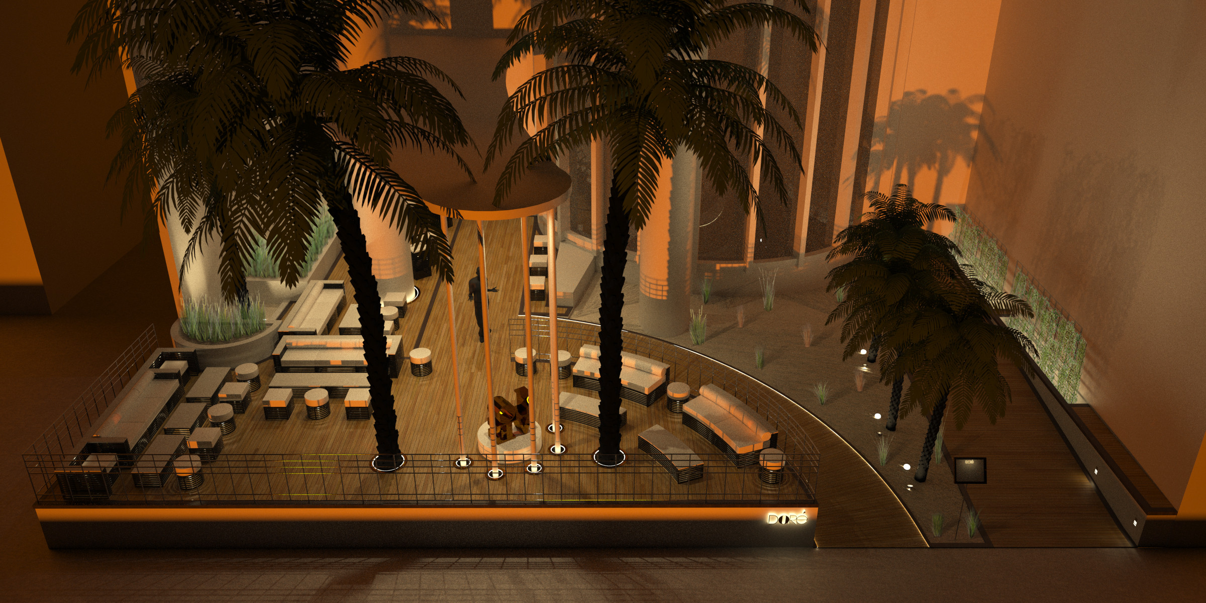 Projet Le Doré – Miami Beach – USA